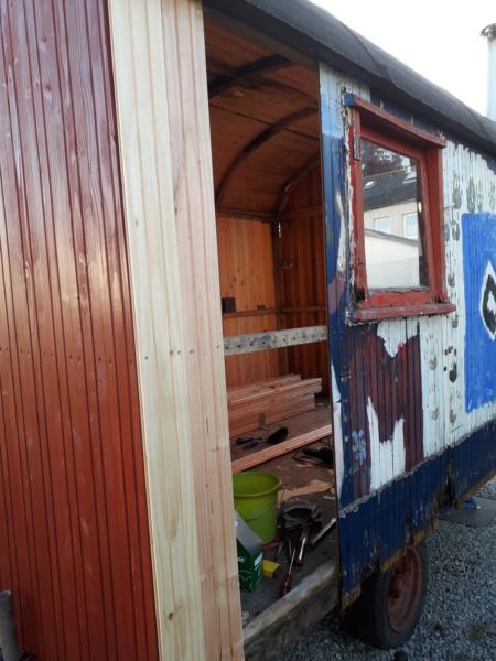Restaurierung eines Bauwagens 1:1 - Seite 6 20191010