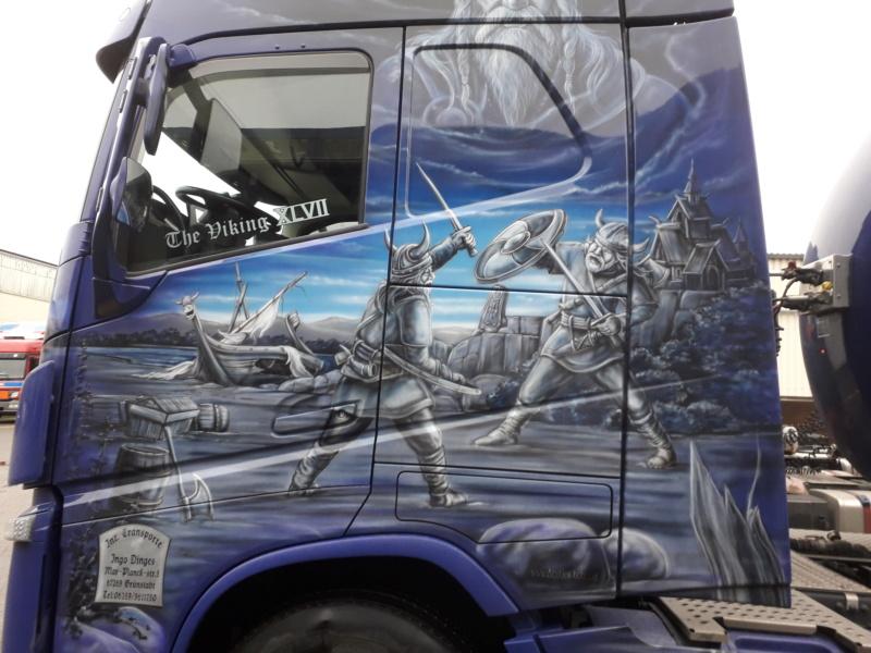 Ein Volvo im Wikingerkleid !!! 20191218