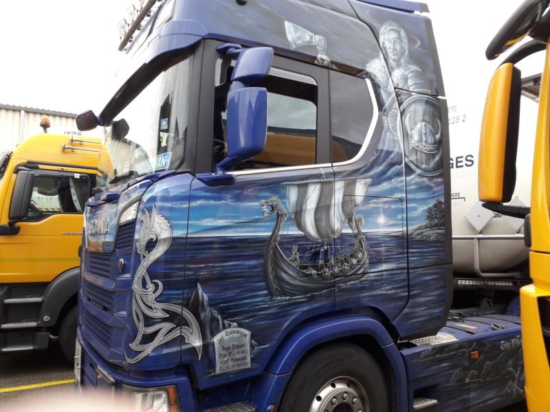 Volvo und Scania im Wikingerkleid !!! - Seite 2 20191229
