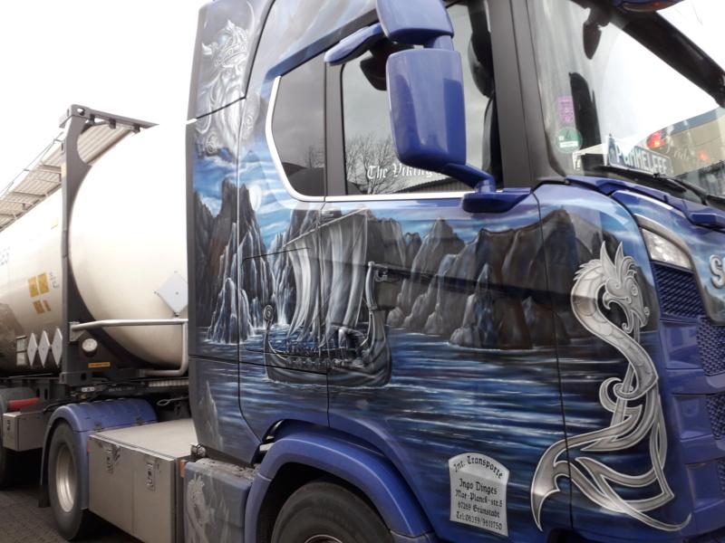 Volvo und Scania im Wikingerkleid !!! - Seite 2 20191230