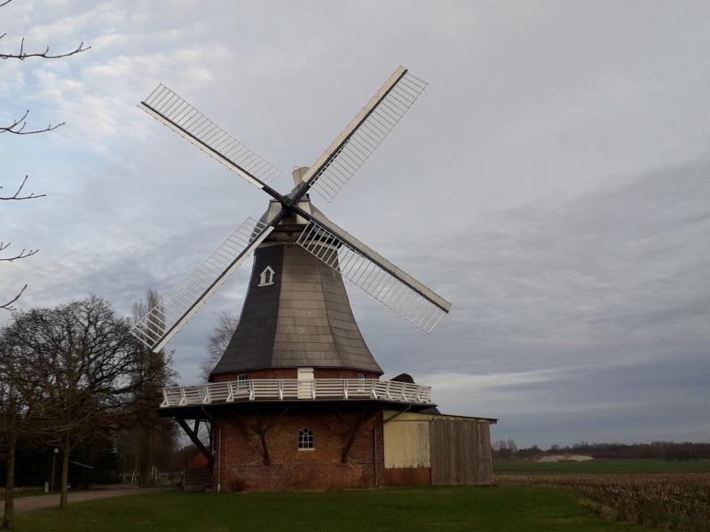 Alte Windmühlen. 20200120