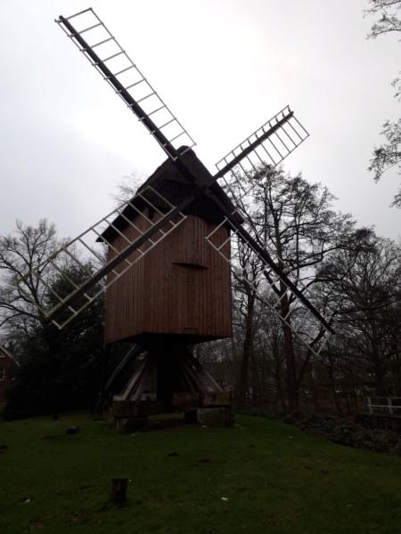 Alte Windmühlen. 20200124