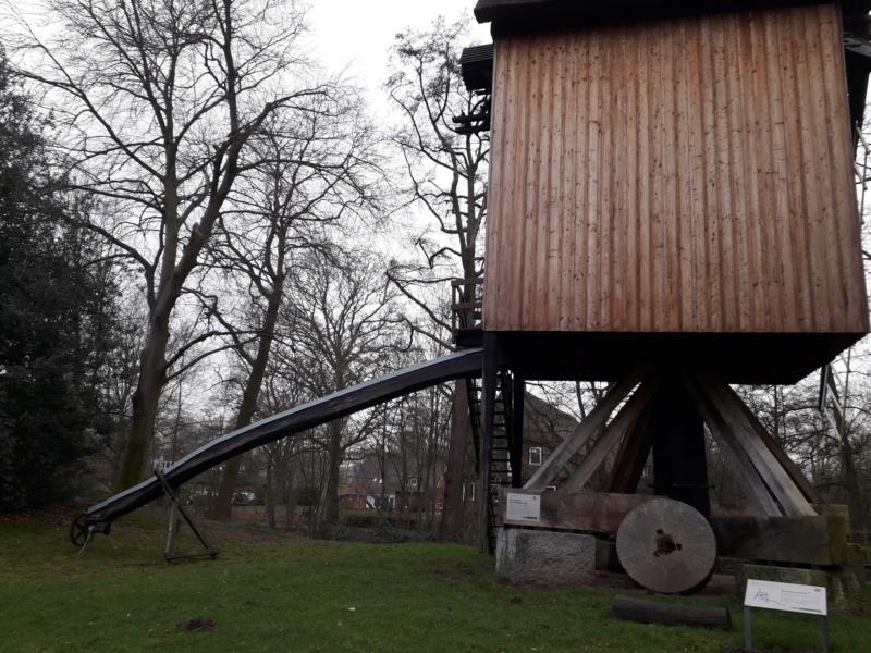 Alte Windmühlen. 20200125