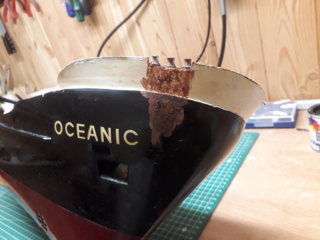 """Restaurierungsbericht """"Oceanic"""" 1:50 - Seite 15 20210114"""