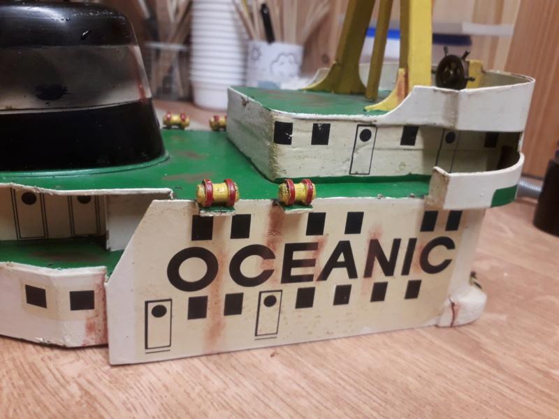 """Restaurierungsbericht """"Oceanic"""" 1:87 - Seite 16 20210141"""