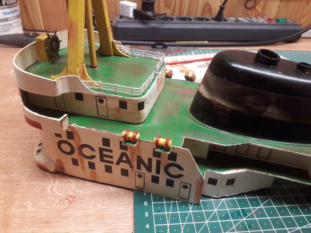 """Restaurierungsbericht """"Oceanic"""" 1:87 - Seite 16 20210150"""