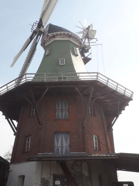 Alte Windmühlen. 20210438