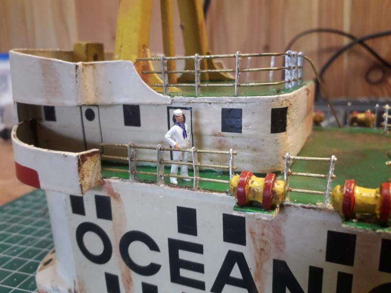 """Restaurierungsbericht """"Oceanic"""" 1:87 - Seite 20 20210514"""