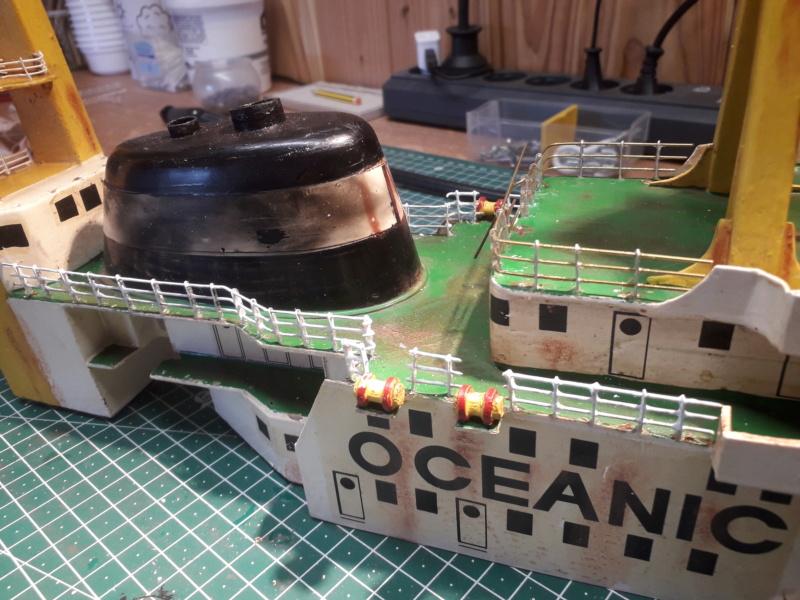 """Restaurierungsbericht """"Oceanic"""" 1:87 - Seite 20 20210515"""