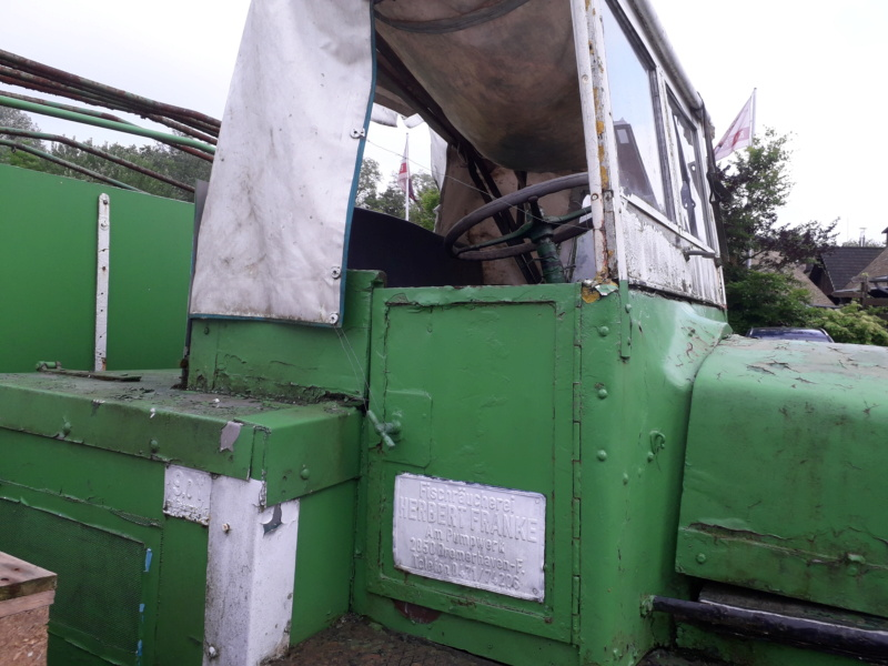 Hansa-Lloyd Elektro-Lastwagen 20210631