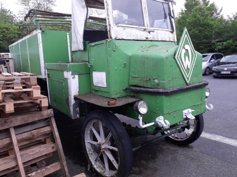 Hansa-Lloyd Elektro-Lastwagen 20210632
