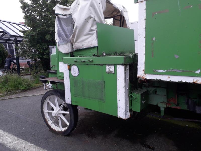 Hansa-Lloyd Elektro-Lastwagen 20210633