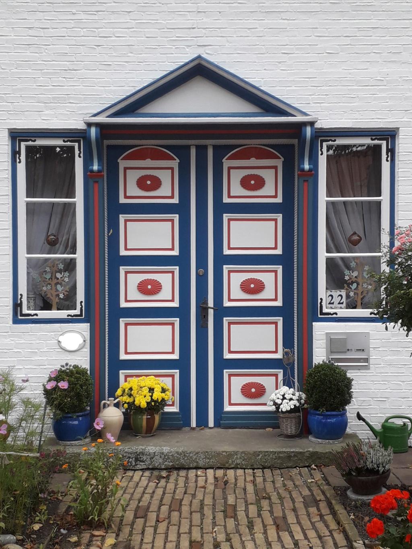 Die Vielfalt von  Haustüren Inked213