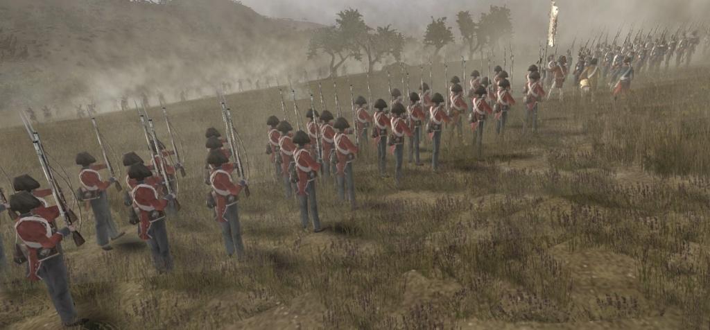 Sudamerica Total War 17631910