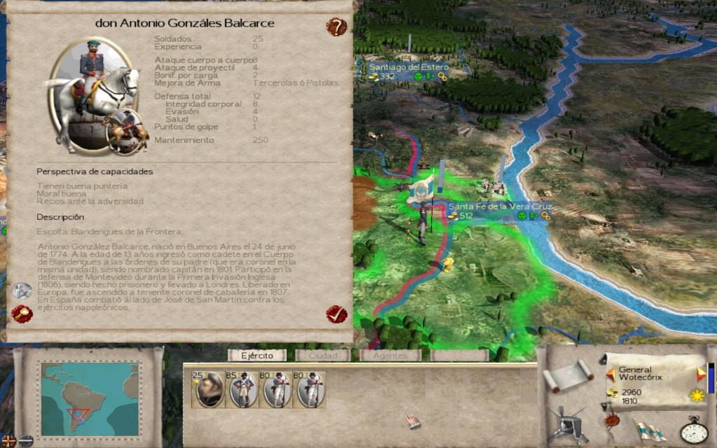 Sudamerica Total War Hero_110