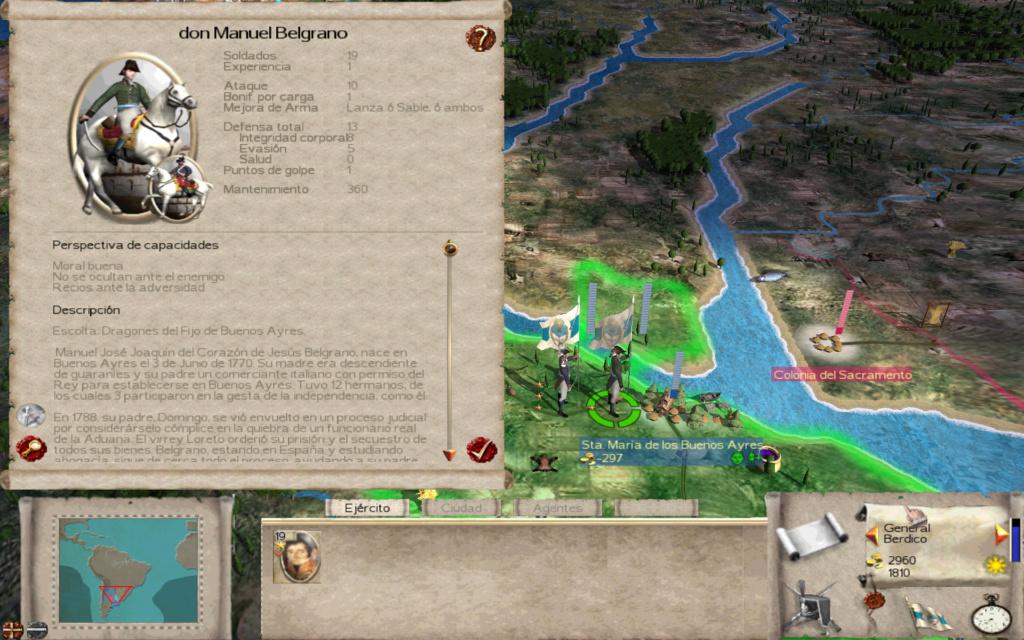 Sudamerica Total War Hero_210