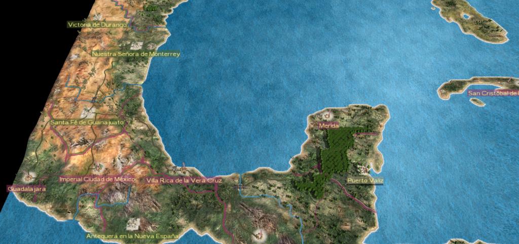 Sudamerica Total War Mapa_310
