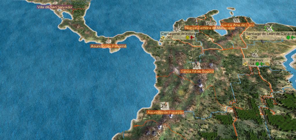 Sudamerica Total War Mapa_710