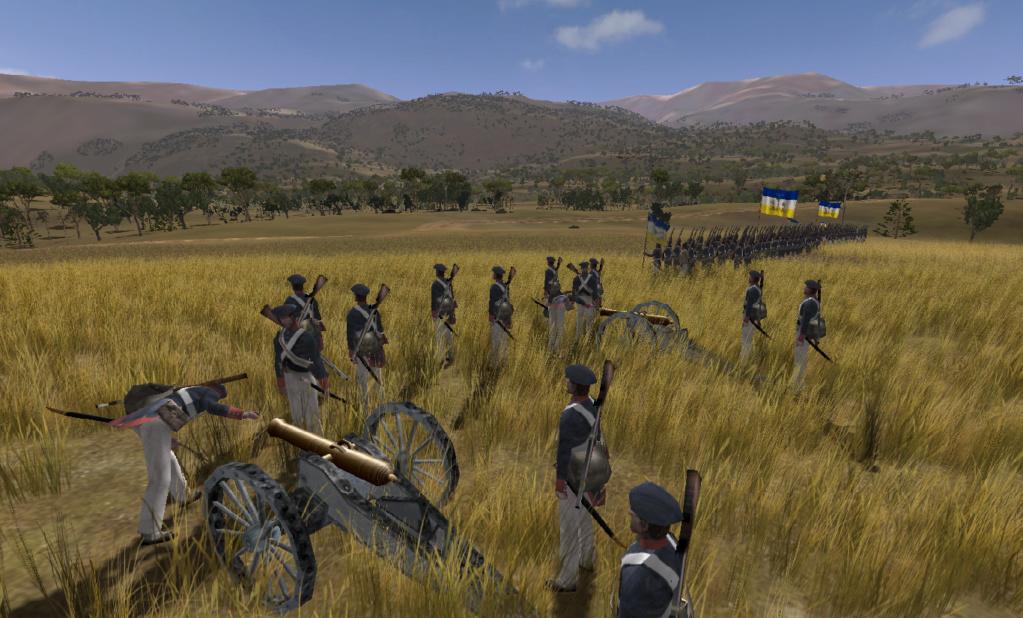 Sudamerica Total War Tropas10
