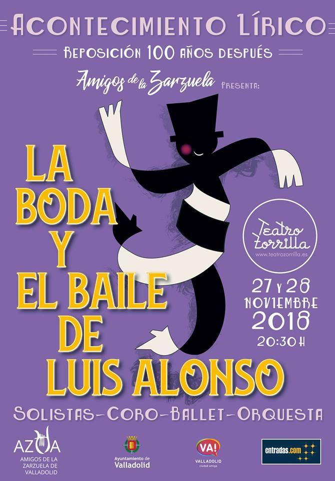 LA BODA Y EL BAILE DE LUIS ALONSO 43951010