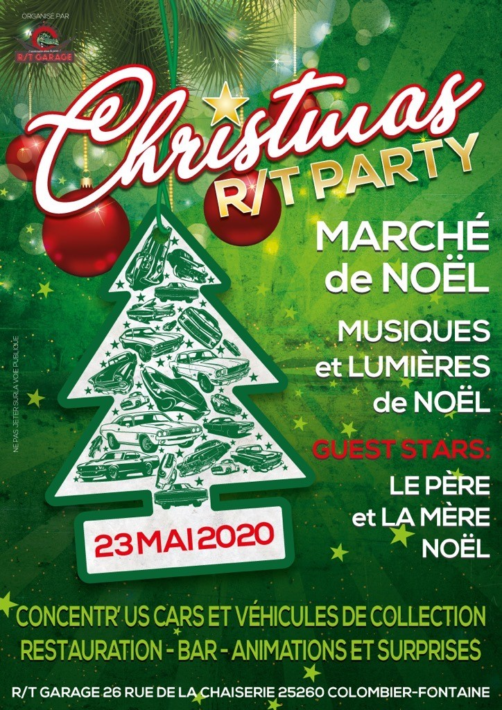 Christmas R/T Party 110
