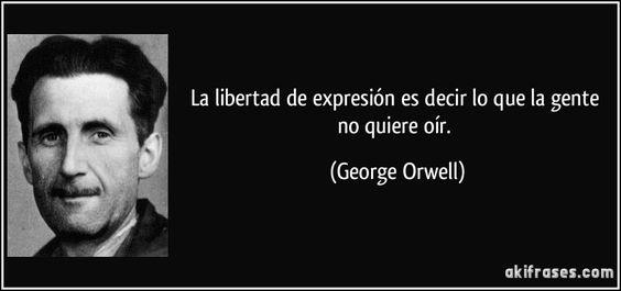 El procés catalán y la Covid-19. Mis cartas a La Vanguardia. Orwell10