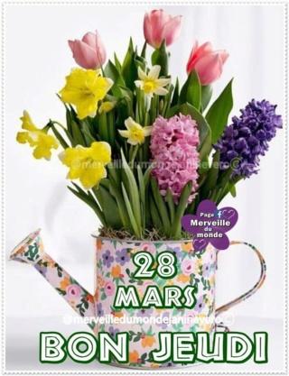 JEUDI 28 MARS 2019 Jeudi310