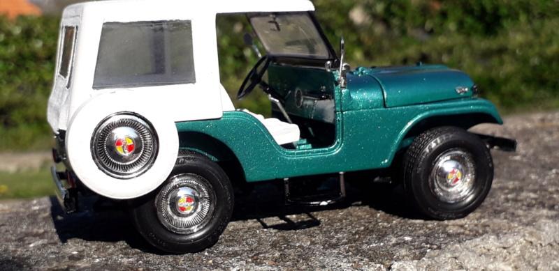 Jeep CJ5 Tuxedo Park 20190410