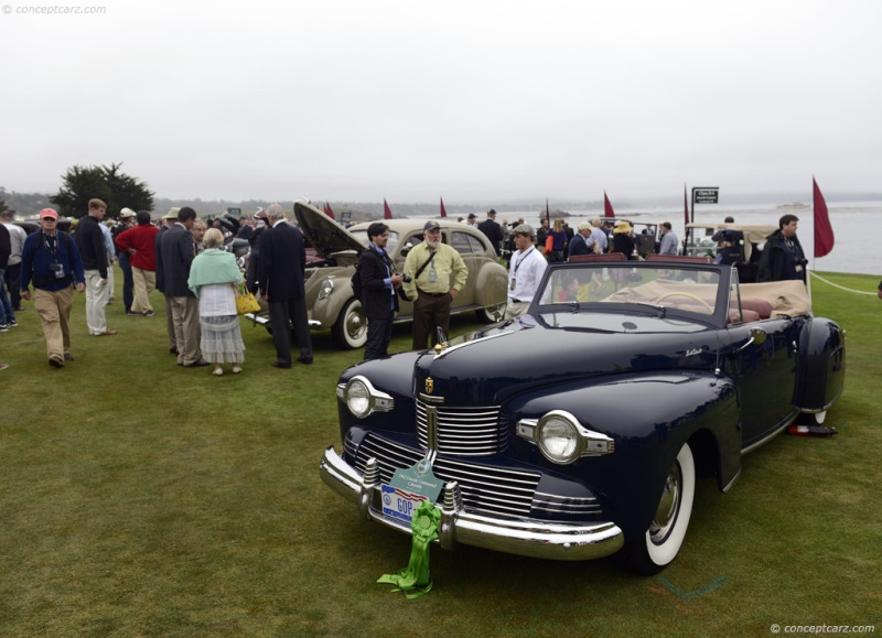 Lincoln Continental 1948 ( Pyro 1/25) 42-lin10