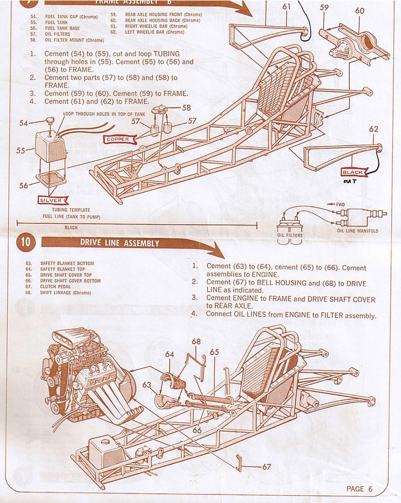 Mercury Cougar 68 funny car - Terminée !!! - Page 7 Cci03212