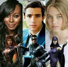 Teen  Titans la serie Imagen10