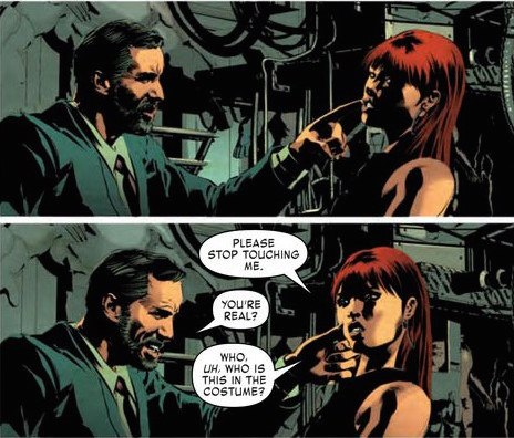 Iron man y ´¿Mary Jane  Watson? Invinc10
