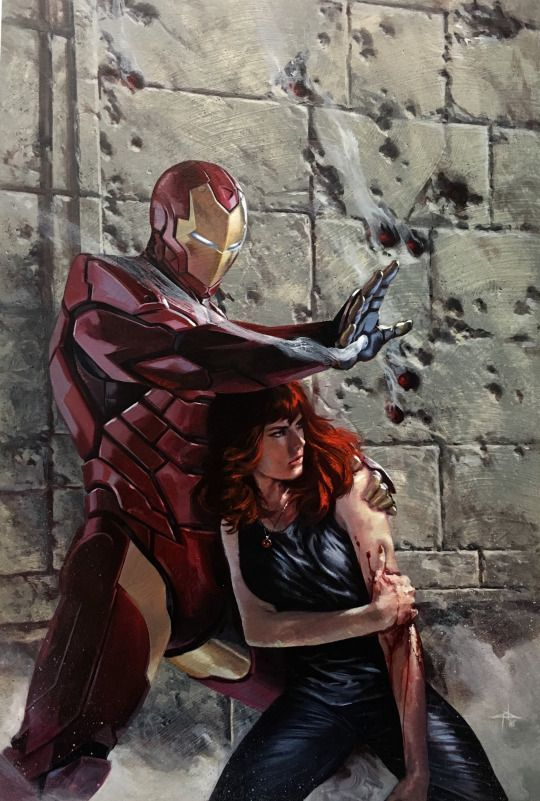 Iron man y ´¿Mary Jane  Watson? S2481910