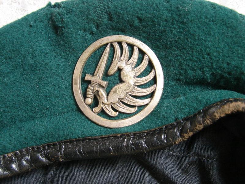 Bérets verts Légionnaires Bzoret54