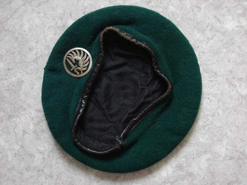 Bérets verts Légionnaires Bzoret56