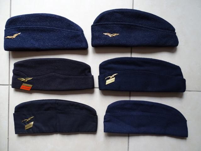 Bonnets de police Armée de l'Air  ESC - MAR 3 VENDU Lot_aa10