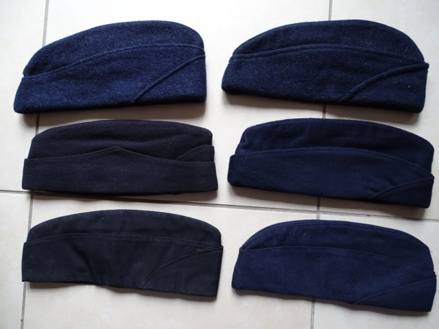 Bonnets de police Armée de l'Air  ESC - MAR 3 VENDU Lot_aa12