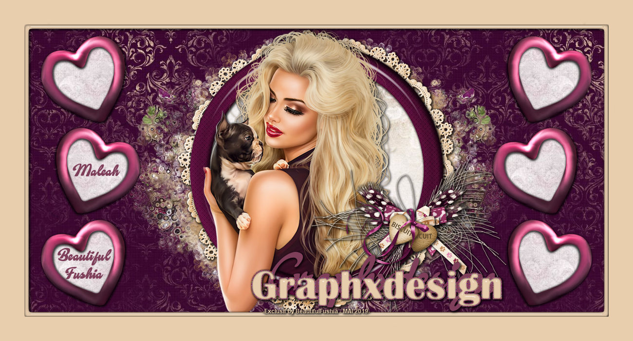 ✿ Bienvenue chez Graphxdesign ✿