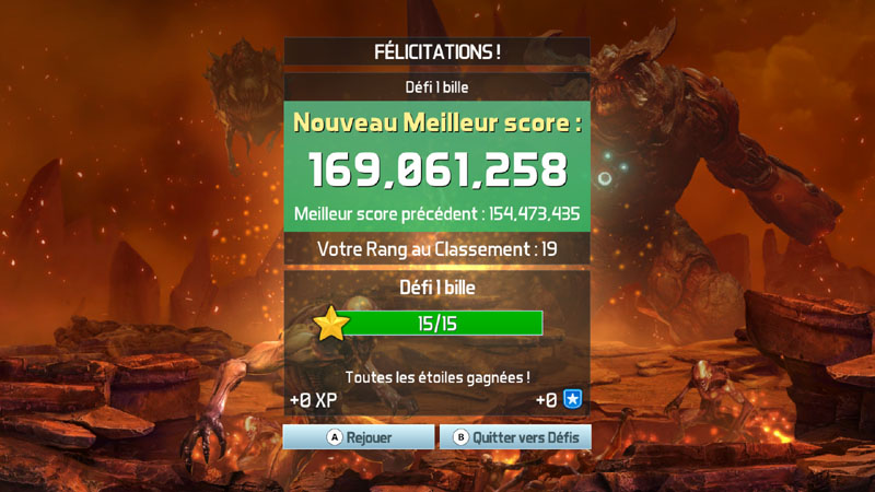 LUP's Club TdM 11.18 : Alerte Invasion • DOOM, The Walking Dead, Earth Defense - Page 4 Doom_110