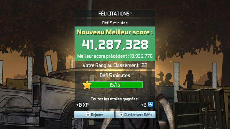 LUP's Club TdM 11.18 : Alerte Invasion • DOOM, The Walking Dead, Earth Defense - Page 4 Walkin11