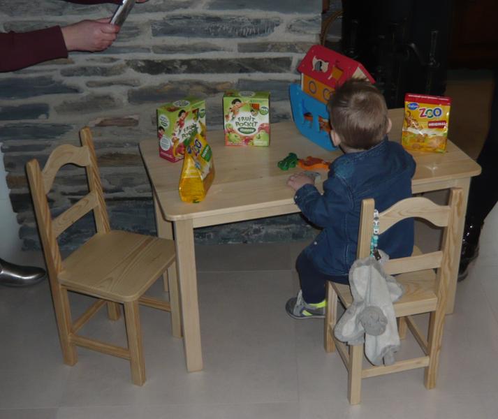 Petit train Table10