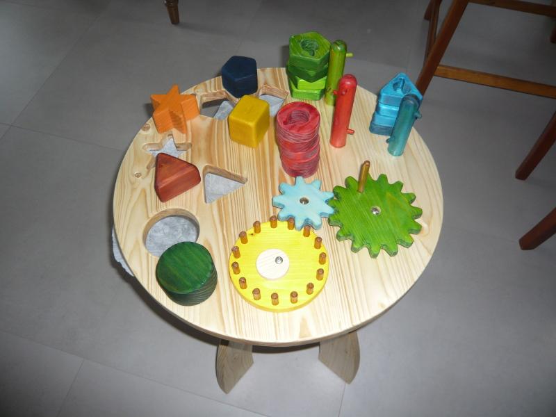Petit train Table210