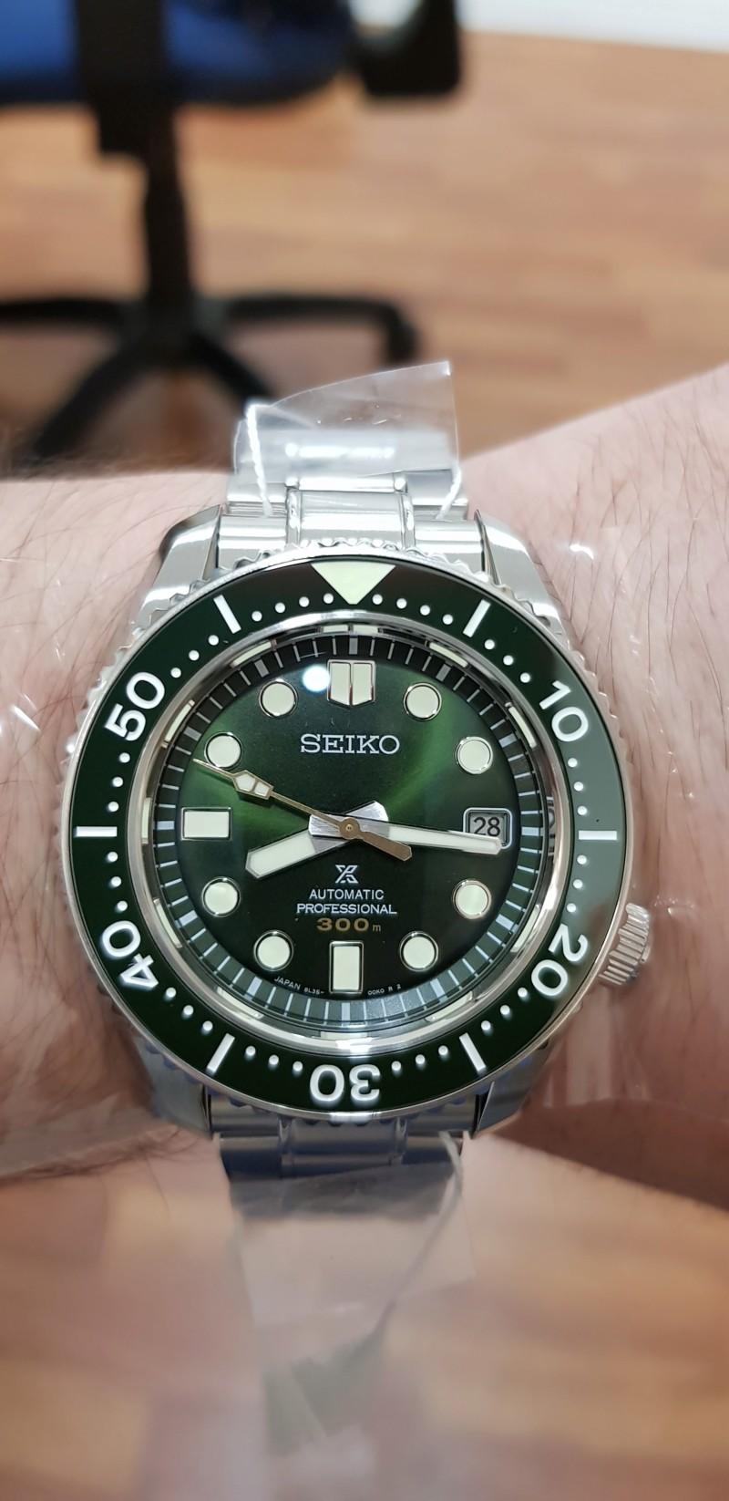 Seiko mm300 GREEN - Página 3 20180617