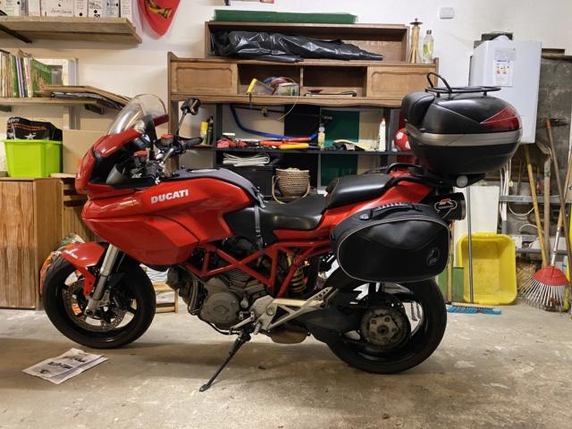 Vente d'une Ducati multistrada 1100 268f7010