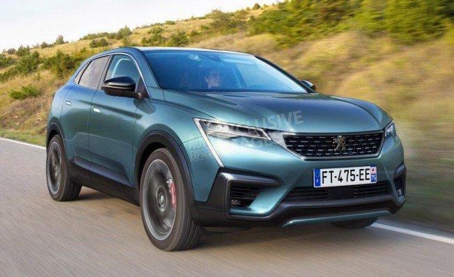 Así es el nuevo Peugeot 3008: las dos fotos bomba 211