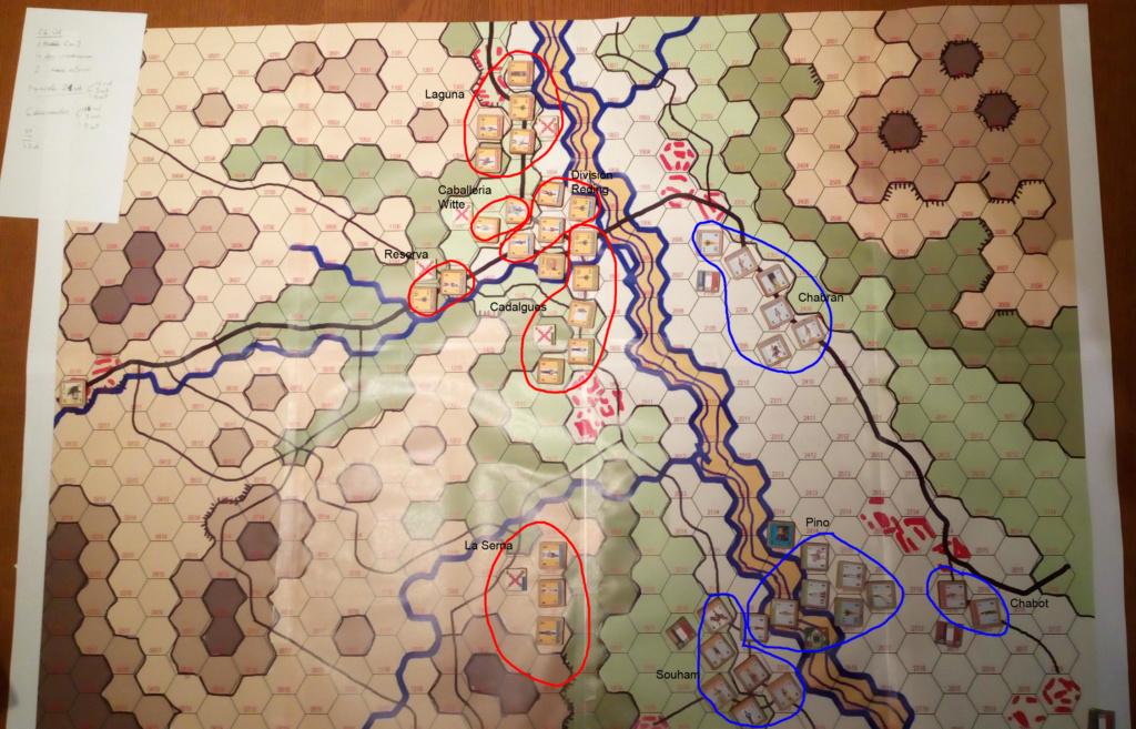 Molins de Rei Battle 21 dec 1808 - Scenary Molins10