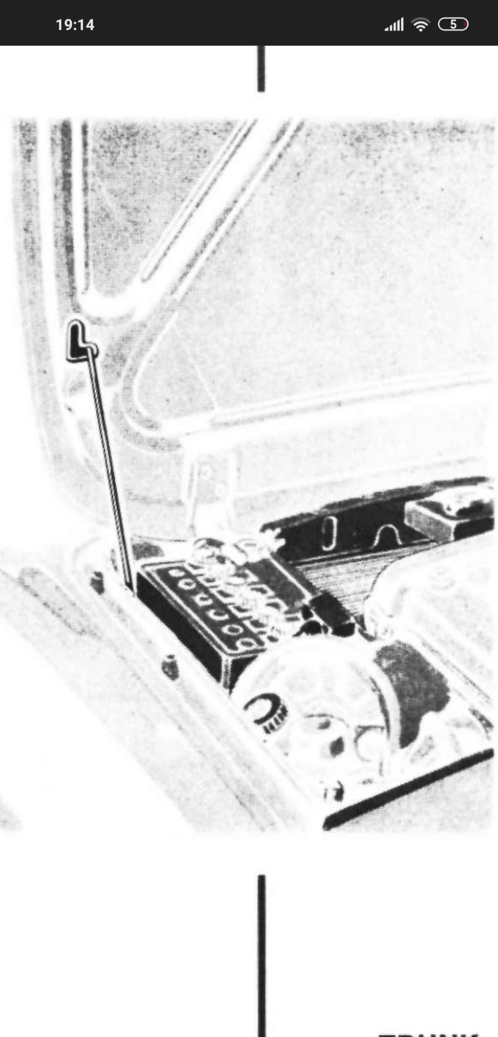 1750 GT Veloce USA - Emplacement Batterie  Screen27