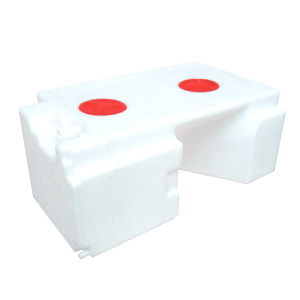 réservoir eau propre 110 litre pour  Ducato apres 2006 521310