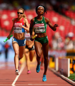 Our relay team need to train together says Okon-George George10