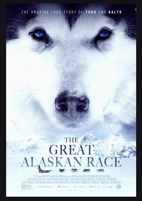 The Great Alaskan Race - movie Screen14